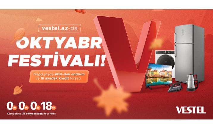 Oktyabr festivalı!