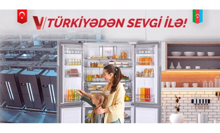 Türkiyədən Sevgi İlə!